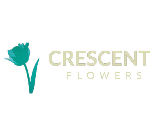 Crescent flowers