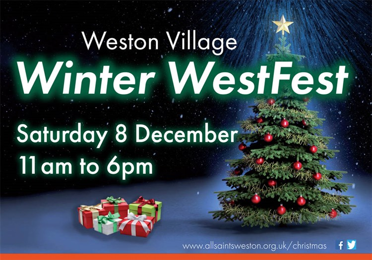 Winter WestFest Poster top